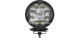 Luce da lavor Forma rotonda a LED 12/24 V