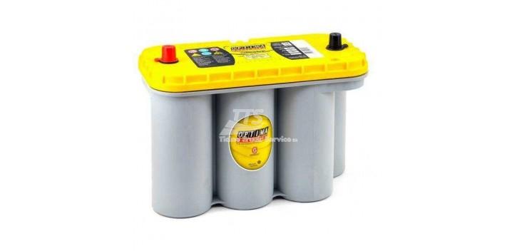 Batteria Optima Gialla YELLOWTOP 12V 55 Ah