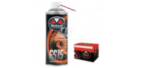 GRASSO GS 15 GEAR SPRAY scatola da 12 Lattine