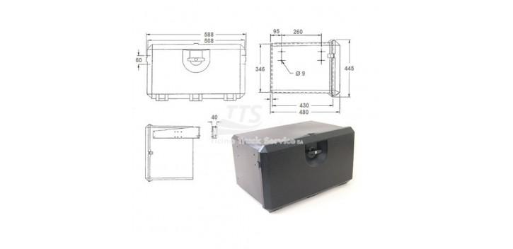 Toolbox Rimbox Tipo 102