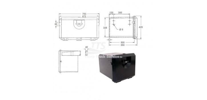Toolbox tipo Rimbox 105