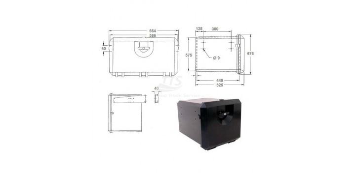 Toolbox Rimbox Tipo 107