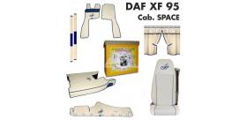 DAF XF 95 Cab. SPACE