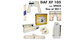 KIT CABINA DAF XF 105 Cab. SPACE