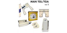 KIT CABINA MAN TGL/TGA cab. L