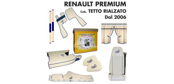 RENAULT PREMIUM con TETTO RIALZATO dal 2006
