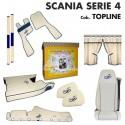 SCANIA SERIE 4 cab. TOPLINE