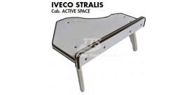 Tavolino centrale per IVECO STRALIS Cab. ACTIVE SPACE