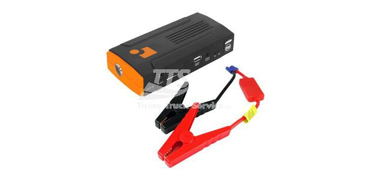 Multipower 16 Mini Startbooster 13600 mAh