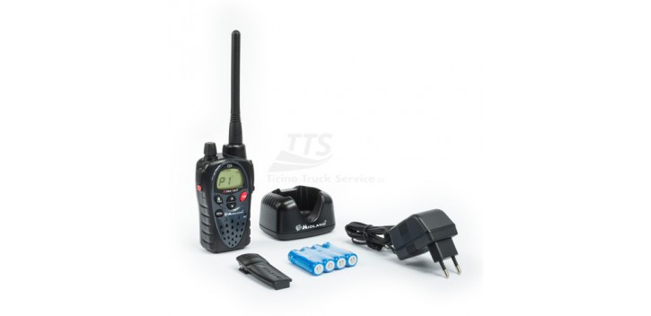 1 RADIO G9E PLUS+DESKTOP CHG+4 BATTERIES 1800MAH