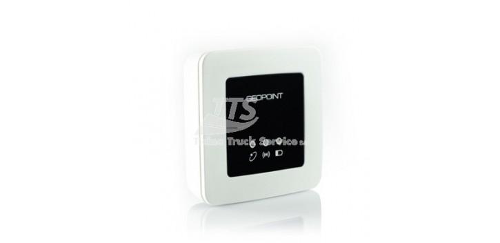 GEOPOINT BOX SMS - Localizzatore GPS personale - Colore Bianco