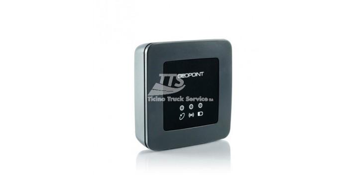 GEOPOINT BOX SMS - Localizzatore GPS personale - Colore Grigio