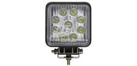 Luce da lavoro a LED 12/24 V potenza 27 W