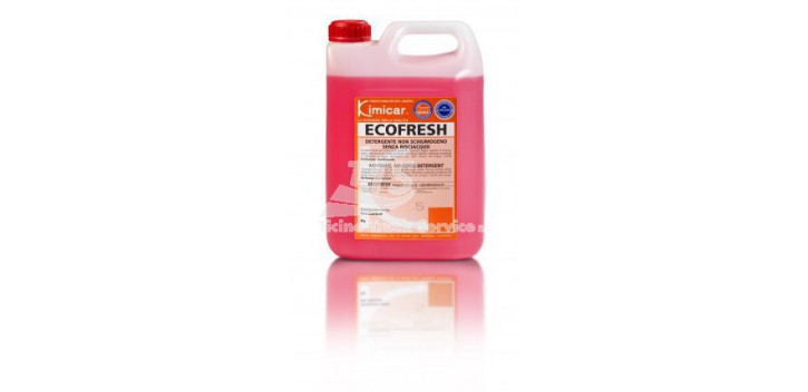 ECOFRESH Detergente profumato 5L