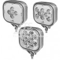 Luce da lavoro a LED 12/24 V DC da 4 a 12 led