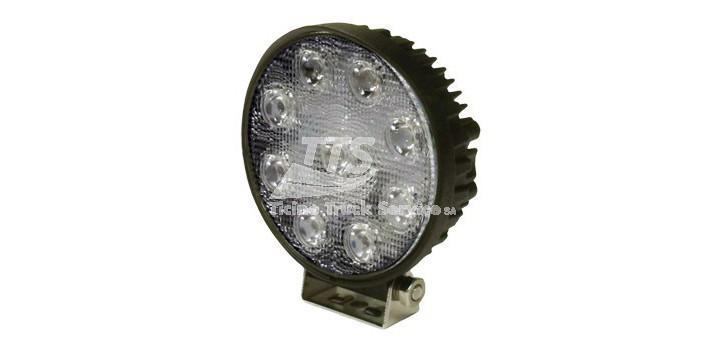 Worklight LED 10-30V IP67 2000 Lumen 27Watt