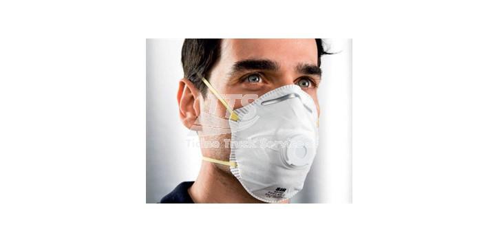Respiratore Circolare FFP1 NR con Valvola
