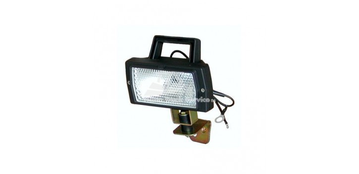 Worklights H3 con supporto 178 x 86 mm