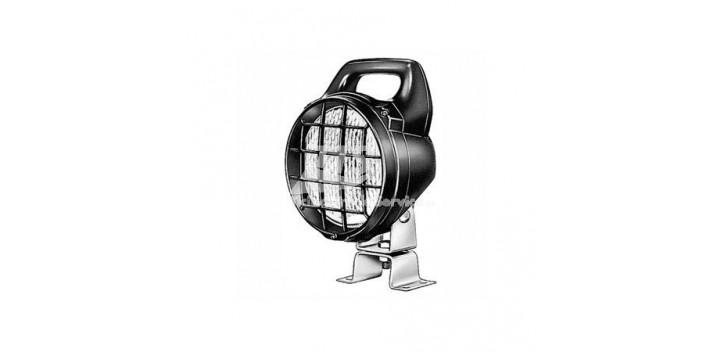 Worklight Matador Hella griglia di protezione e interruttore