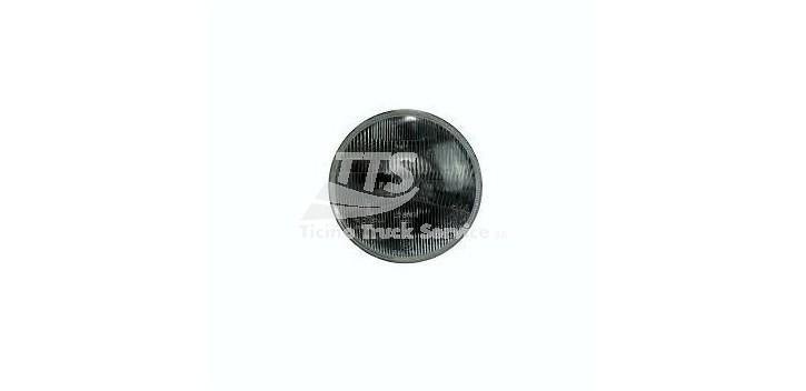 Vetro di ricambio per H3 Ø 118 mm