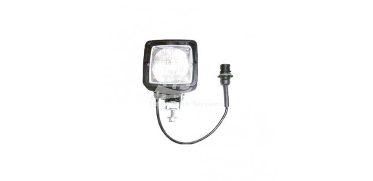 Worklight VIGNAL H3 m. Spina Volvo 24V 70W