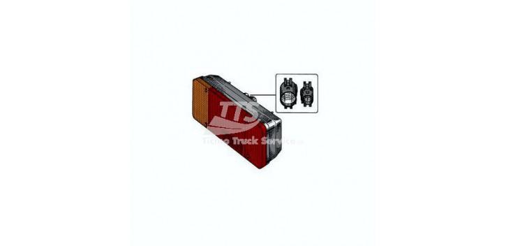 Fanale posteriore SINISTRO peFIAT-IVECO-CITROEN-PEUGEOT