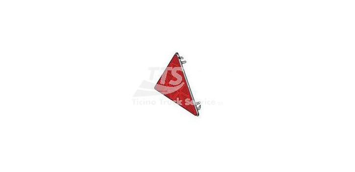 vetro di ricambio triangolare per rimorchio