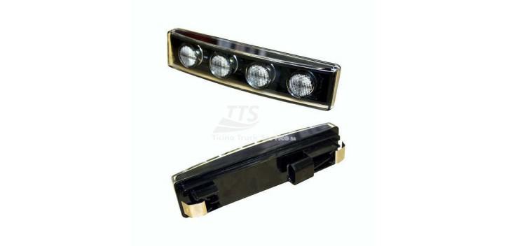 Luce di posizione 4 LED 24V bianco