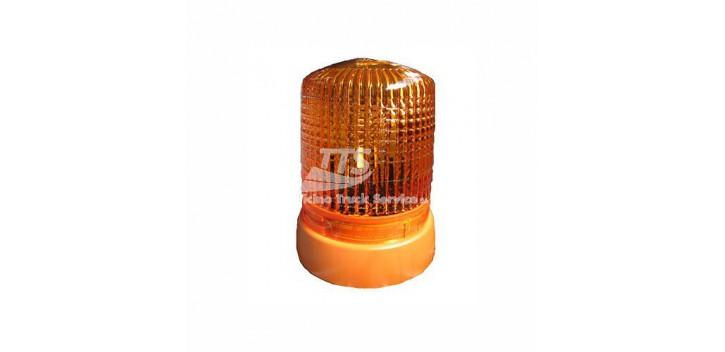 Lampeggiante 24V 70W H1 arancione