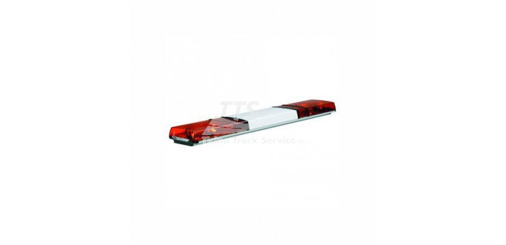 Lightbar alogena MidiMAX 24V - Arancione