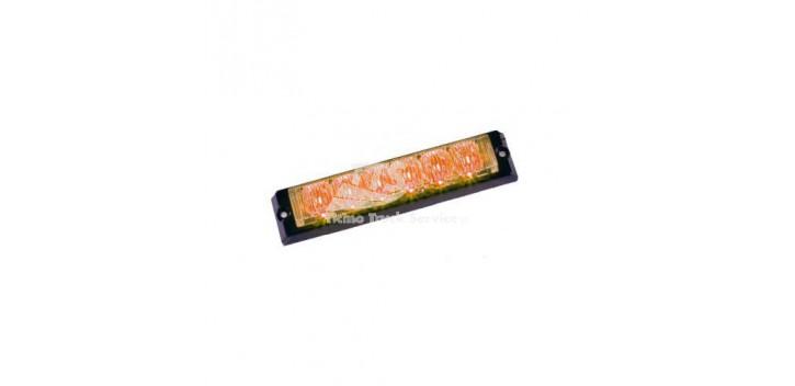LED Anteriore/Posteriori Blitzer arancione