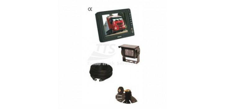 """CAMERA SET 12V / 24V Monitor da 7"""""""
