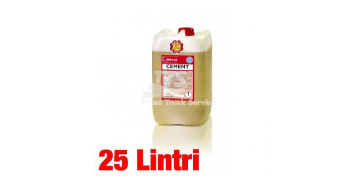 CEMENT CAN. LT 25