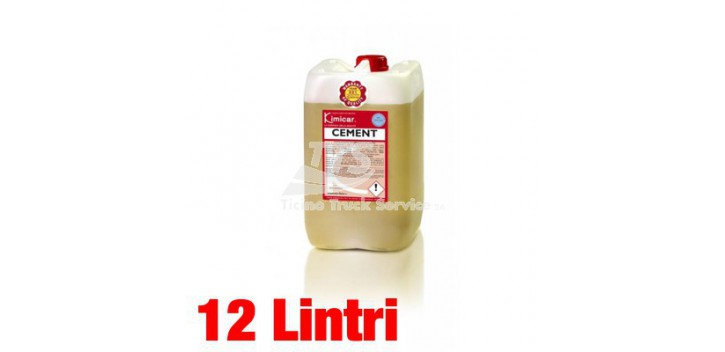 CEMENT CAN. LT 12
