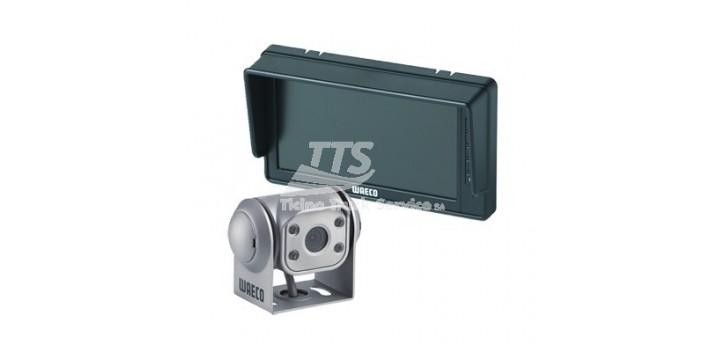 KIT Telecamera per retromarcia RVS755X