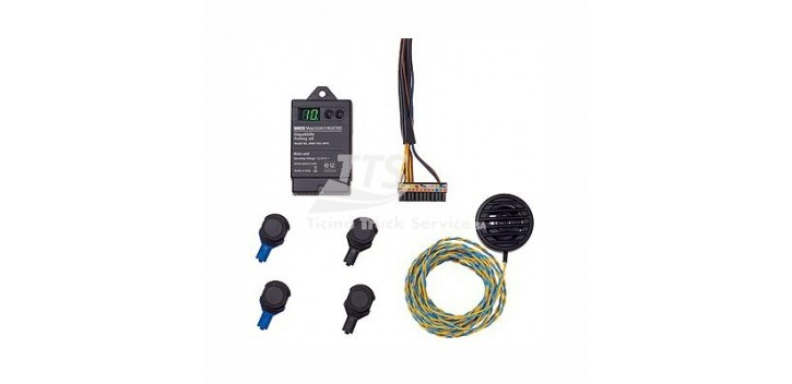 Kit sensori per Ass. a al parcheggio 12 V/24 V High End