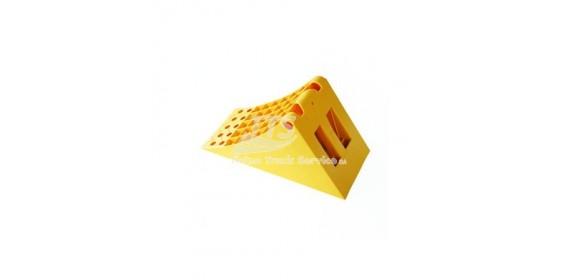 cuneo di plastica DIN 76051