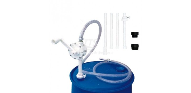PIUSI Pompa Rotativa Manle kit