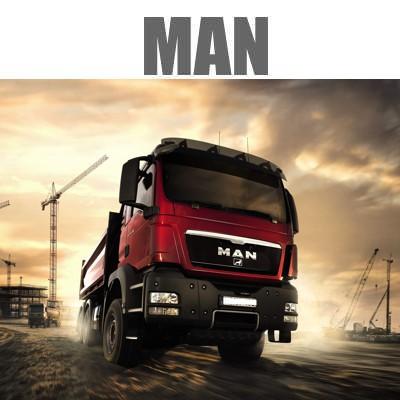 Kit cabina MAN