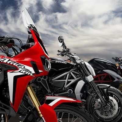 Moto - Bici