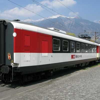Carrozze ferroviarie